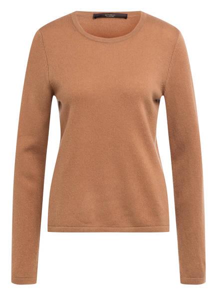 windsor. Cashmere-Pullover, Farbe: HELLBRAUN (Bild 1)