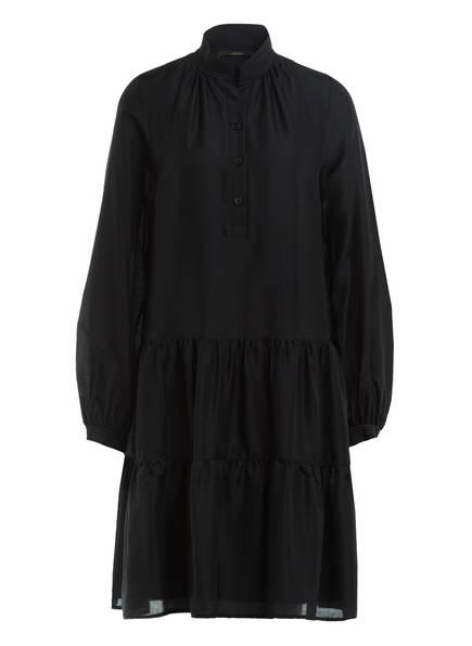windsor. Kleid mit Seide, Farbe: SCHWARZ (Bild 1)