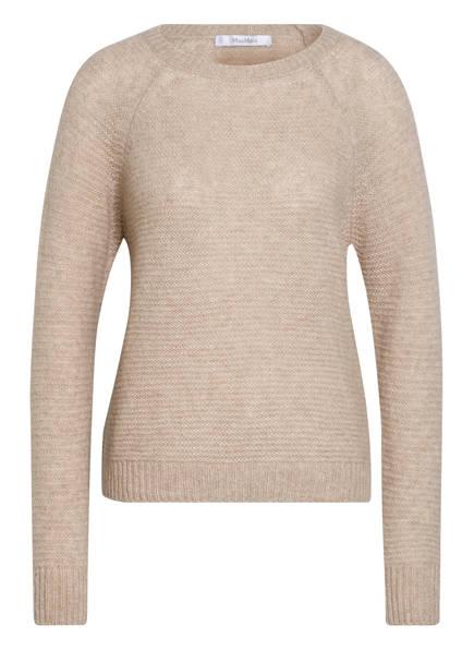Max Mara Cashmere-Pullover, Farbe: BEIGE (Bild 1)