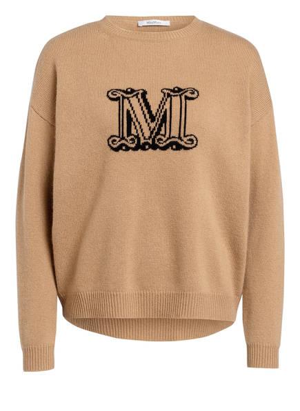 Max Mara Cashmere-Pullover CANNES, Farbe: CAMEL (Bild 1)
