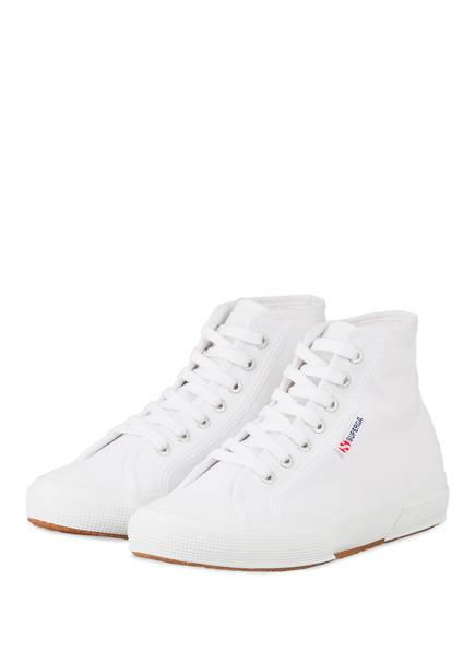 SUPERGA Hightop-Sneaker COTU, Farbe: WEISS (Bild 1)