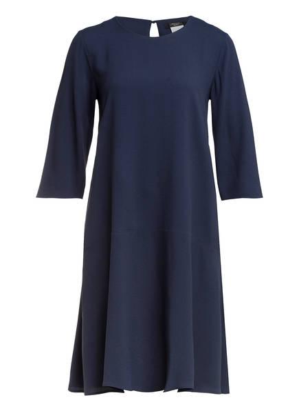WEEKEND MaxMara Kleid CURACAO mit 3/4-Arm , Farbe: DUNKELBLAU (Bild 1)