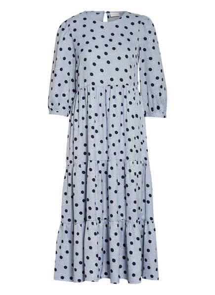 VILA Kleid mit 3/4-Arm , Farbe: HELLBLAU/ BLAU (Bild 1)