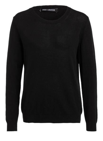IRIS von ARNIM Cashmere-Pullover ANTONELLA, Farbe: SCHWARZ (Bild 1)