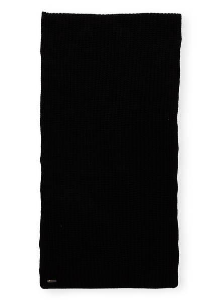 IRIS von ARNIM Cashmere-Schal HARVA, Farbe: SCHWARZ (Bild 1)