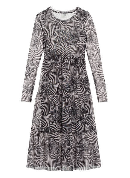 BAUM UND PFERDGARTEN Kleid JOCELINA, Farbe: SCHWARZ/ CREME (Bild 1)