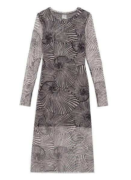 BAUM UND PFERDGARTEN Kleid JOLANDA, Farbe: SCHWARZ GEMUSTERT (Bild 1)