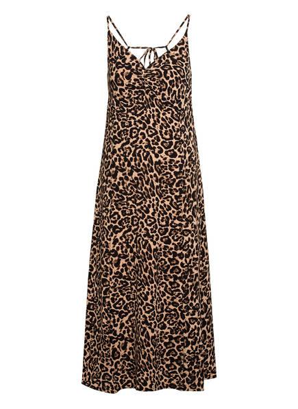 BAUM UND PFERDGARTEN Kleid ASTA, Farbe: BEIGE/ SCHWARZ (Bild 1)