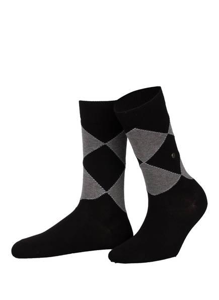 Burlington Socken ORGANIC , Farbe: 3000 BLACK (Bild 1)