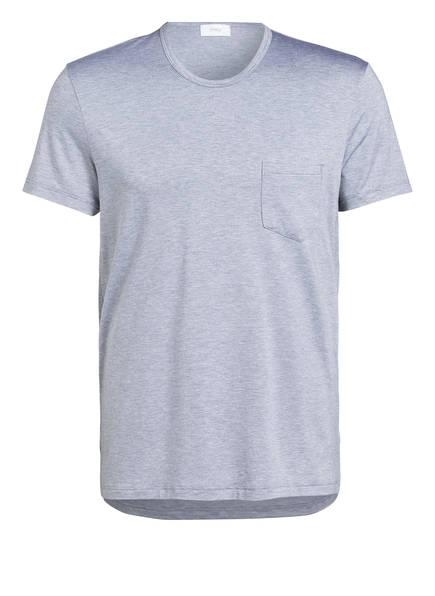 mey Lounge-Shirt Serie JEFFERSON MODAL , Farbe: HELLGRAU MELIERT (Bild 1)