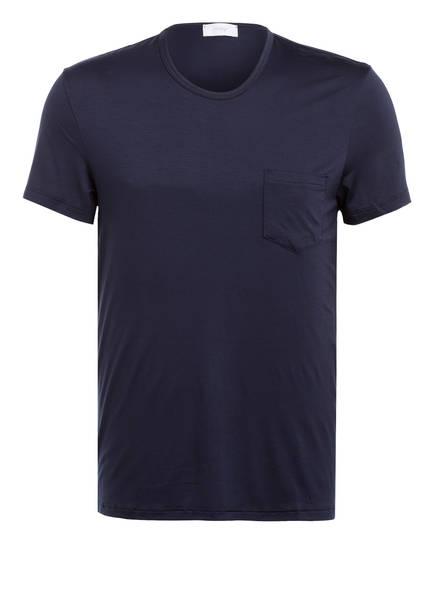 mey Lounge-Shirt Serie JEFFERSON MODAL , Farbe: DUNKELBLAU (Bild 1)