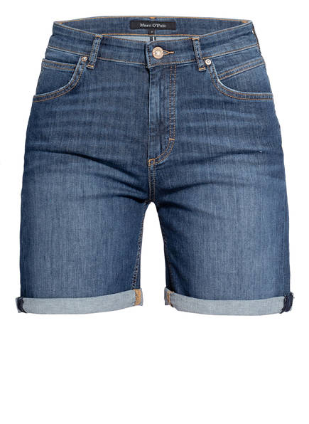Marc O'Polo Jeans-Shorts, Farbe: 079 MID COMMERCIAL WASH (Bild 1)