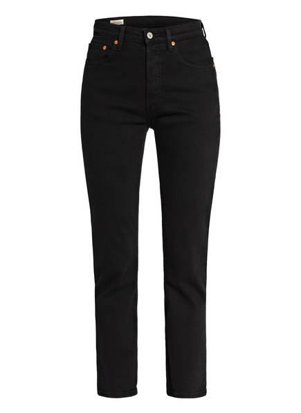 Levi's® 7/8-Jeans 501 CROP, Farbe: 85 BLACKS (Bild 1)