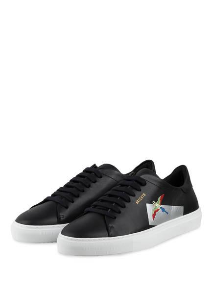 AXEL ARIGATO Sneaker CLEAN 90 BIRD TAPE, Farbe: SCHWARZ (Bild 1)