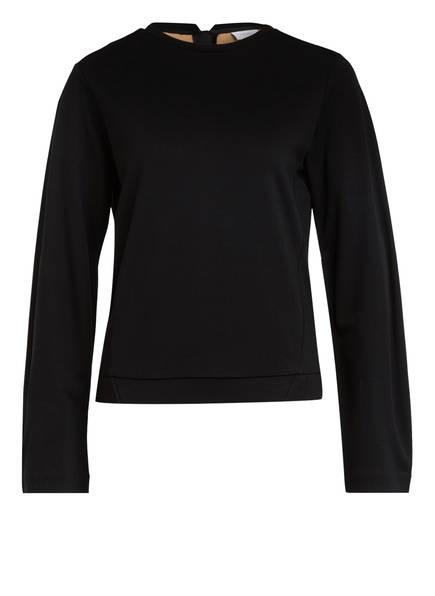 Marc O'Polo Pure Sweatshirt, Farbe: SCHWARZ (Bild 1)