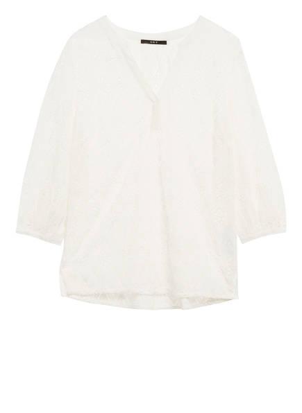 SET Blusenshirt aus Spitze, Farbe: WEISS (Bild 1)