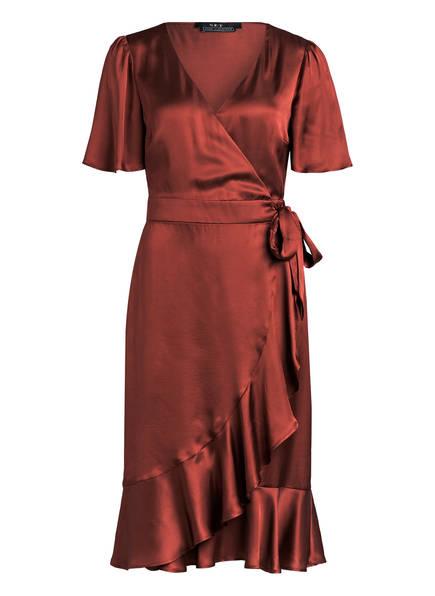 SET Wickelkleid , Farbe: BRAUN (Bild 1)