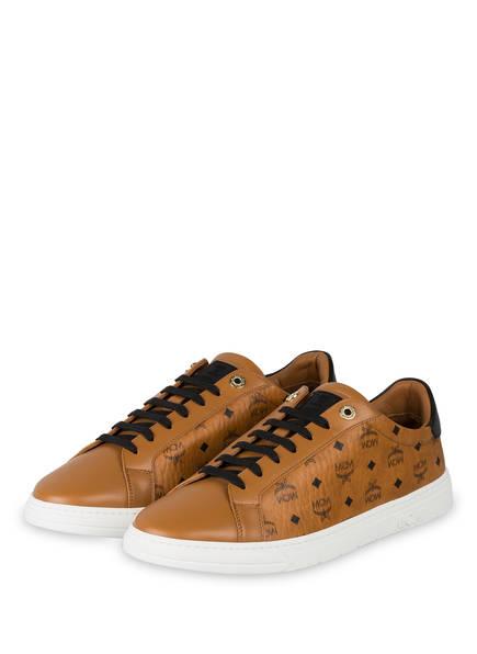 MCM Sneaker, Farbe: COGNAC/ SCHWARZ (Bild 1)