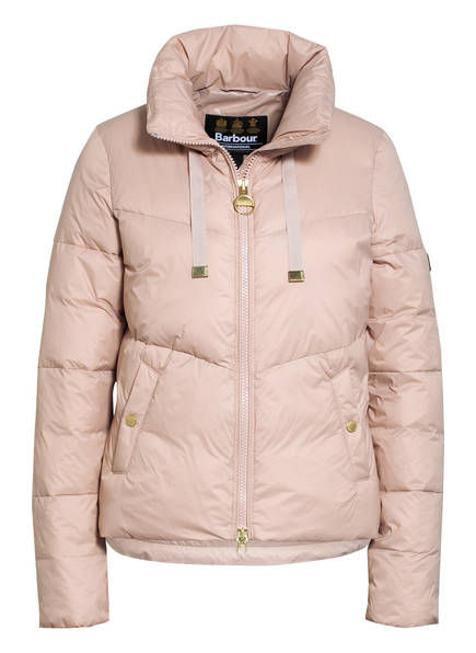 BARBOUR INTERNATIONAL Steppjacke KENDREW QUILT, Farbe: HELLROSÉ (Bild 1)