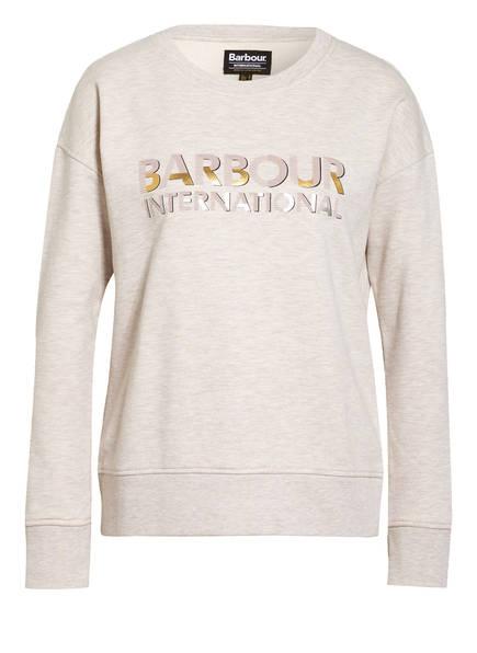 BARBOUR INTERNATIONAL Sweatshirt LYDDEN, Farbe: HELLBEIGE MELIERT (Bild 1)