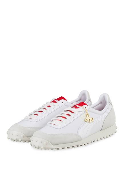 PUMA Sneaker FAST RIDER, Farbe: WEISS (Bild 1)