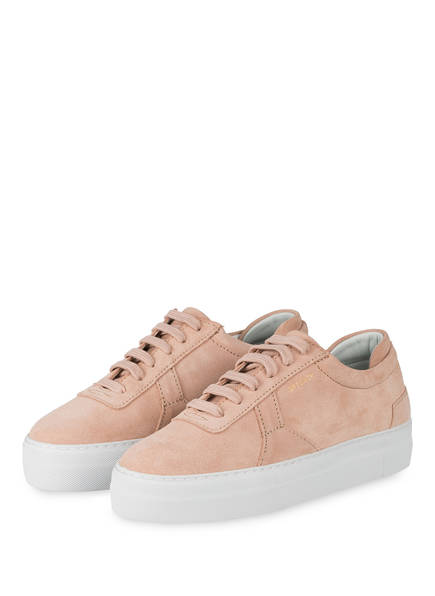 AXEL ARIGATO Plateau-Sneaker PLATFORM, Farbe: NUDE (Bild 1)