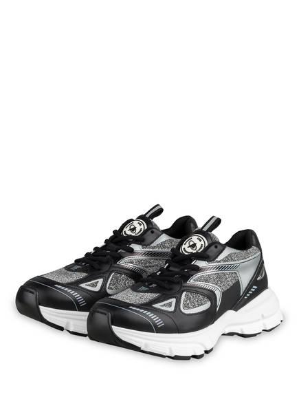 AXEL ARIGATO Sneaker MARATHON GLITTER , Farbe: SCHWARZ/ SILBER (Bild 1)