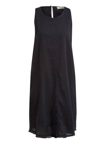 Smith&Soul Kleid mit Leinen , Farbe: SCHWARZ (Bild 1)