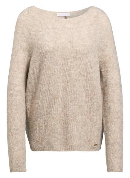 CINQUE Pullover CIBILLY mit Glitzergarn , Farbe: HELLBEIGE (Bild 1)
