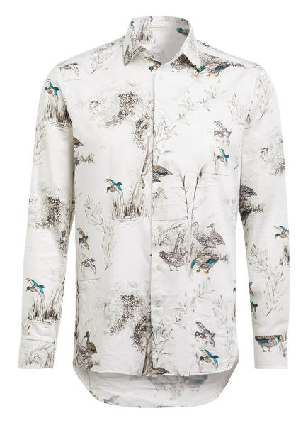 ETRO Hemd Regular Fit, Farbe: WEISS/ GRAU (Bild 1)