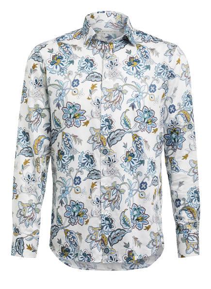 ETRO Hemd Regular Fit, Farbe: WEISS/ HELLBLAU (Bild 1)
