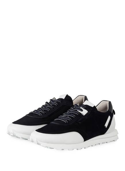KENNEL & SCHMENGER Sneaker ICON, Farbe: DUNKELBLAU/ WEISS (Bild 1)