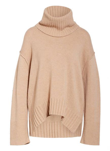 DOROTHEE SCHUMACHER Pullover mit Cashmere, Farbe: BEIGE (Bild 1)