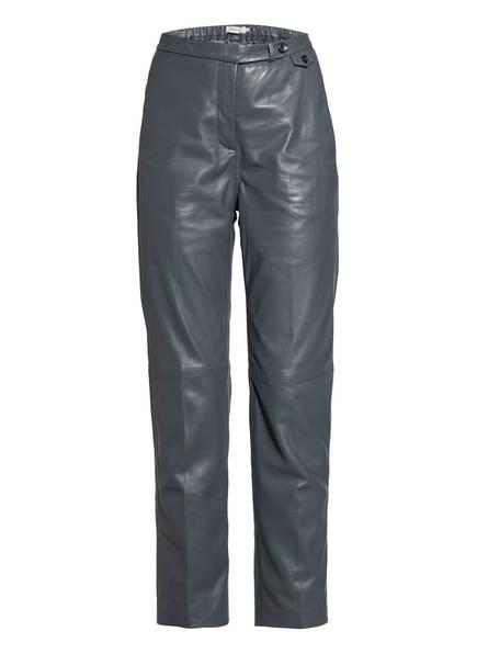 MUNTHE Lederhose LUT, Farbe: GRAU (Bild 1)