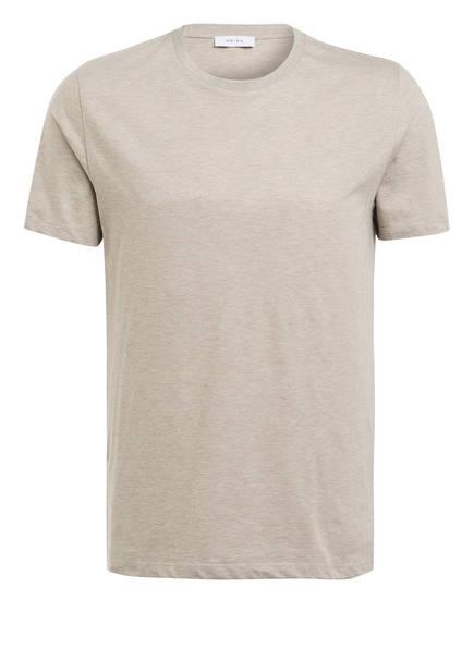 REISS T-Shirt BLESS, Farbe: HELLTAUPE MELIERT (Bild 1)
