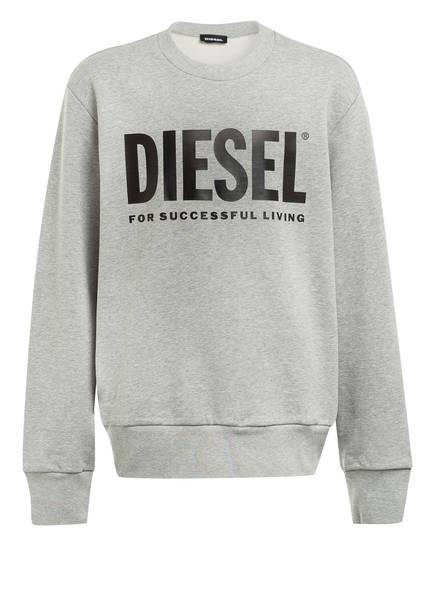 DIESEL Sweatshirt , Farbe: GRAU MELIERT (Bild 1)