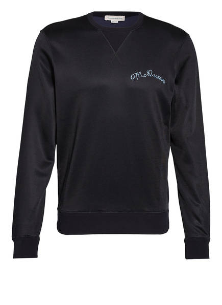 ALEXANDER McQUEEN Sweatshirt, Farbe: DUNKELBLAU (Bild 1)