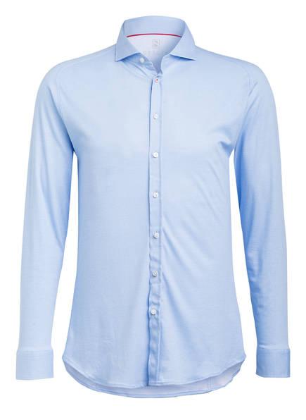 DESOTO Jerseyhemd Slim Fit , Farbe: HELLBLAU (Bild 1)