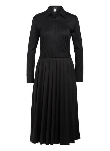 van Laack Kleid MALYN mit Plisseefalten, Farbe: SCHWARZ (Bild 1)