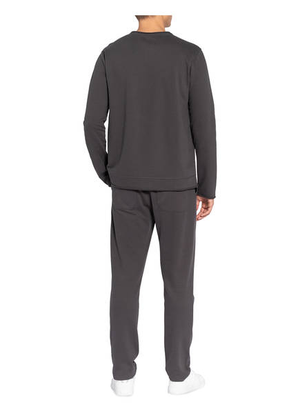 Juvia Sweatshirt DUNKELGRAU - Herrenbekleidung Beliebt
