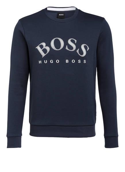 BOSS Sweatshirt SALBO, Farbe: NAVY (Bild 1)