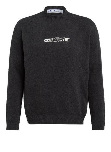 OFF-WHITE Pullover, Farbe: SCHWARZ (Bild 1)