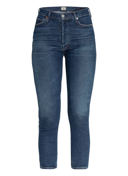CITIZENS of HUMANITY Straight Jeans OLIVIA, Farbe: GLMS GLEAMS BLUE (Bild 1)