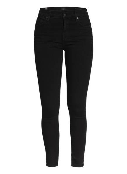CITIZENS of HUMANITY Skinny Jeans ROCKET , Farbe: PLUBK PLUSHBLACK (Bild 1)