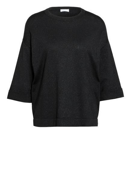 BRUNELLO CUCINELLI Pullover mit Cashmere, Farbe: SCHWARZ (Bild 1)
