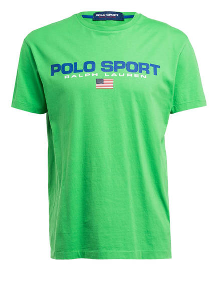 POLO RALPH LAUREN T-Shirt , Farbe: GRÜN (Bild 1)