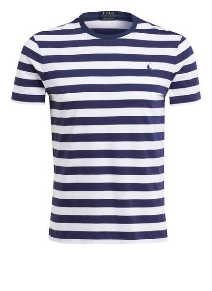 POLO RALPH LAUREN T-Shirt, Farbe: BLAU/ WEISS (Bild 1)