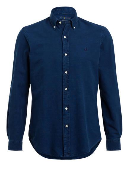POLO RALPH LAUREN Hemd Custom Fit , Farbe: 001 INDIGO (Bild 1)