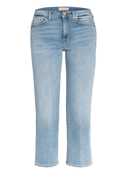 7 for all mankind Flared Jeans ALEXA, Farbe: LUXE VINTAGE ON TIME MID BLUE (Bild 1)
