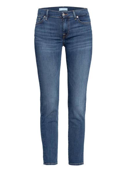 7 for all mankind Jeans ROXANNE CROP, Farbe: BAIR VINTAGE DUSK MID BLUE (Bild 1)